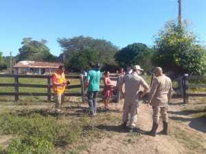 Gurupi contabiliza 64 atendimentos nas propriedades rurais