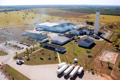A área industrial de Gurupi será uma das  onze a passar pelo mapeamento