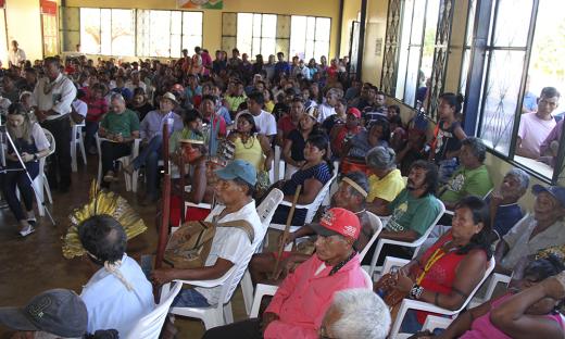 A aprovação ocorreu em votação por aclamação e obteve unanimidade dos presentes à audiência pública