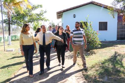 Secretário e equipe de trabalho mostram serviços e buscam apoiadores para ações - Carlessandro Souza-29_400.jpg