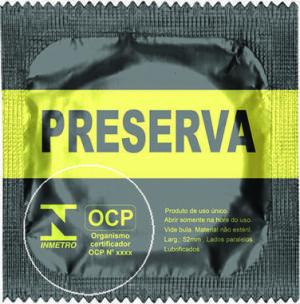 Preservativos devem conter Selo Inmetro e marca de Organismo de Certificação de Produtos (OCP)
