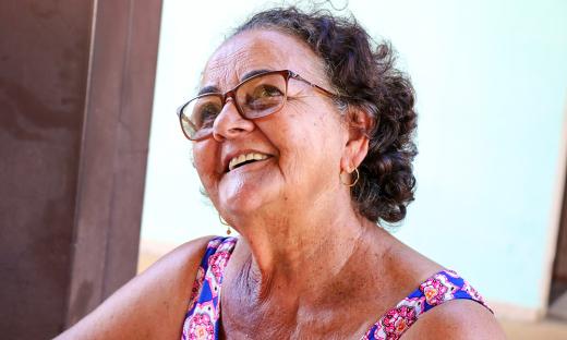 """Nilsa Teodoro - """"Fui muito bem cuidada nesse lugar e vou levar muita gente no coração"""""""