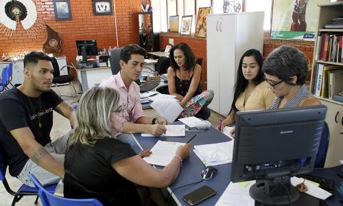 Peças inscritas foram avaliadas por técnicos da Superintendência de Cultura