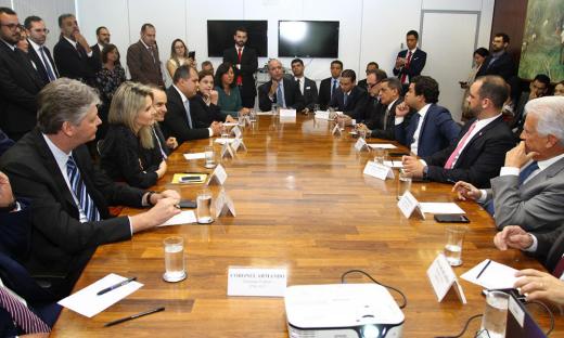 Gestores estaduais dos Inmetros se reúnem em Ministério da Economia