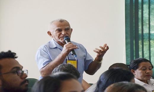 O evento é um espaço aberto para avaliar e apresentar aos Governos Estadual e Federal o que se quer para a política do envelhecimento