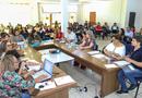 Secretários e representantes dos municípios participaram da Reunião Ordinária Bipartite