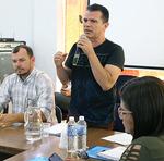 Emanuel Aires do Nascimento é  Coordenador Estadual dos Trabalhadores do Suas