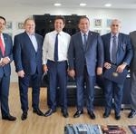 Ministro se colocou à disposição dos representantes do Estado do Tocantins