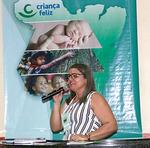 Katiuvância Guedes foi convidada para compartilhar as experiências exitosas do Tocantins com o programa