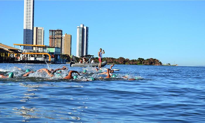 Prova será realizada no dia 16 de junho, às 7h30, na Praia da Graciosa