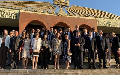 Audiência Governador Carlesse e integrantes da PGE/TO