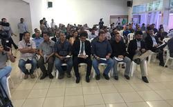 Audiência pública sobre irrigação na bacia hidrográfica do rio Formoso