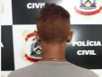 Suspeito de receptação e posse ilegal de arma de fogo é preso pela Polícia Civil em Miracema