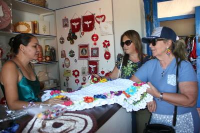 Atividade de ecoturismo possibilita conhecer artesanato produzido no Tocantins