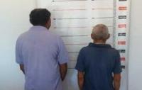 Suspeitos de estupro de vulnerável são presos pela Polícia Civil em Itacajá