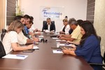 Reunião tratou de propostas de melhoria para o turismo no Estado