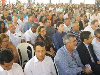Subprocurador-Geral do Estado Márcio Junho Pires Câmara participa de consulta pública do PPA em Araguaína