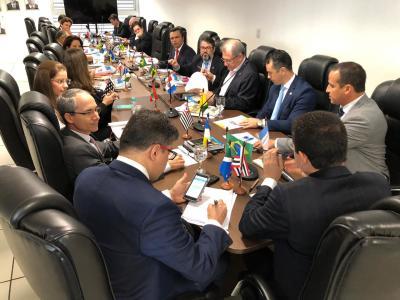 Procurador-Geral do Maranhão Rodrigo Maia Rocha preside Conpeg