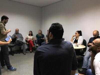 Tempo de jogos gera interação e promove diversão entre funcionários da ATI