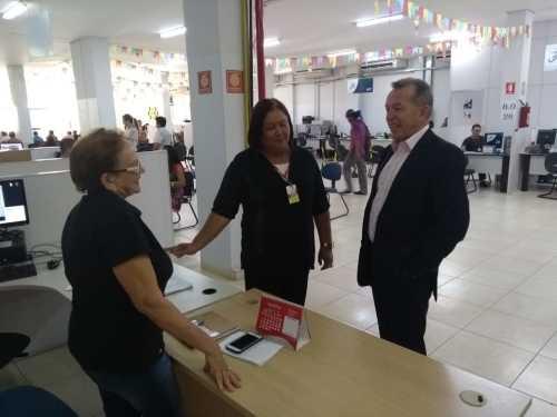 Secretario visita é pra já em Araguaina