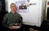 Bombeiro Militar Joane Facundes se destacou no curso