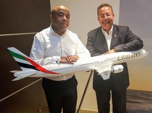 Reunião na Emirates