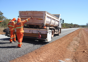 O trecho da TO-070 possui 35 quilômetros e receberá cerca de R$ 18 milhões em investimentos.