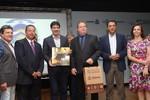 Lançamento reuniu gestores do Estado, políticos e empresários