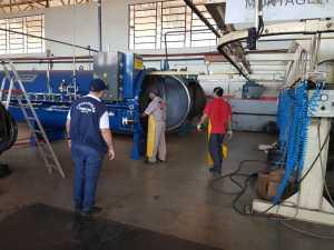 Em todo o Tocantins somente sete empresas estão registradas junto ao Inmetro para executar o serviço de reforma de pneus.