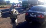 Polícia Militar intensificou a fiscalização em rodovias do Estado