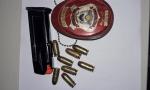 Material bélico foi entregue por motorista de aplicativo à Polícia Civil