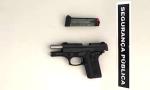 Arma de fogo é apreendida pela Polícia Civil no Extremo-Norte do Estado