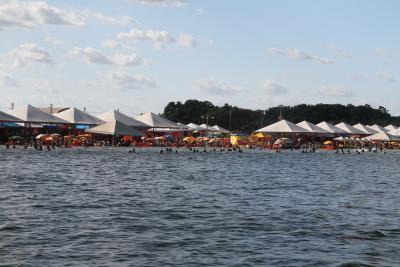 Temporada de praias no Tocantins inicia neste sábado, 29