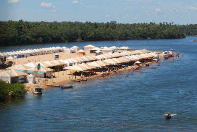 Praia de Pedro Afonso receberá ação do Praia Consciente
