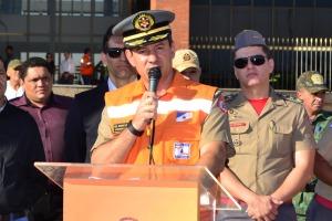 Coronel Leandro ressalta avanços na estrutura do Corpo de Bombeiros Militar e também a maior aproximação com a sociedade