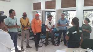 Foto 01 - Brigadas do Naturatins recebem curso de formação para atuar em Unidades de Conservação  – Crédito Divulgação-Naturatins.jpeg