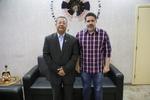Tom Lyra e Roni Abrão conversaram sobre o festival Mr Bull