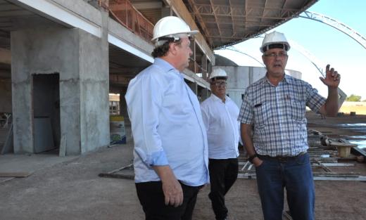 Edgar Tolini, afirmou que a retomada da construção do Hospital Geral de Gurupi demonstra a priorização do governo Carlesse nas obras relacionadas à área da Saúde