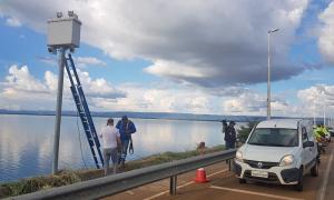 Ações de fiscalização dos radares no Tocantins obedecem a calendário pré-estabelecido pela Metrologia Estadual