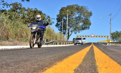 Ageto providenciou a retirada dos portais limitadores de altura das entradas da ponte na TO-255, sobre o Rio Tocantins, em Porto Nacional.