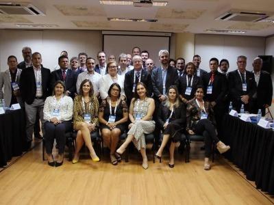 Representantes dos estados, de empresas e técnicos governamentais estiveram  no 108ª RFDAF.