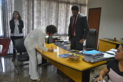 Advogada Sibele Letícia Rodrigues de Oliveira Biazotto é a nova presidente do Conselho Penitenciário