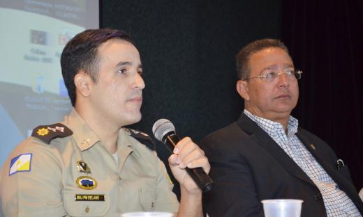 Major Delano avalia como positivo o balanço do evento e a atuação da PM