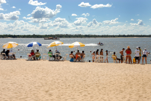 Até o momento 58 praias entre públicas e privadas já receberam Autorização Ambiental para o funcionamento