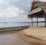 Em 2018 em Araguatins foram instaladas 16 ilhotas no leito do Rio Araguaia para acampamento de particulares