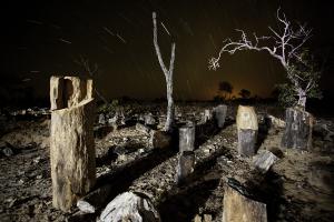 O Monumento Natural visa preservar sítios naturais raros, singulares e  de grande beleza cênica