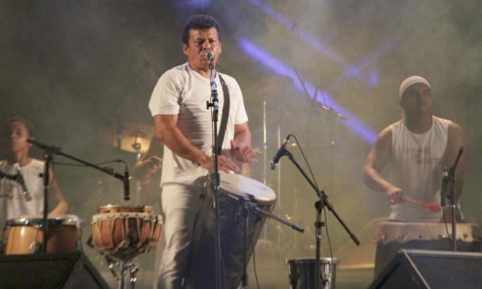 Projeto foi criado há mais de 20 anos pelo percussionista e artesão Márcio Bello dos Santos