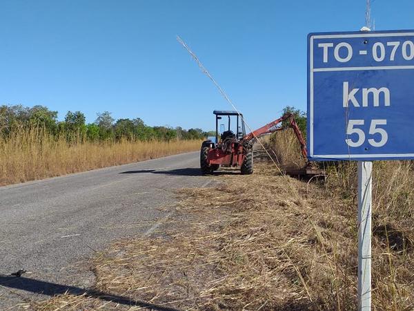 Equipes da Ageto trabalham, simultaneamente, em todas as regiões do Tocantins