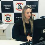 Delegada Jeannie Daier destaca taxas de crimes sexuais contra vulneráveis em Itacajá e região
