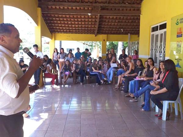 Gerente de Inclusão Produtiva da Setas, Raimundo Gonçalves